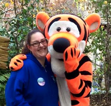 Cause that's what Tiggers do Best!